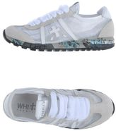 Premiata WHITE Sneakers