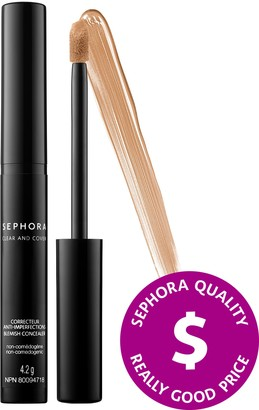 SEPHORA COLLECTION Clear and Cover Blemish Concealer
