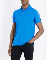 Barbour B.intl. International Cotton-jersey Polo Shirt