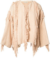 Ulla Johnson fringed jacket - women - Cotton - XS/S