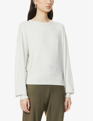 Rag & Bone The Knit open-back knitted top