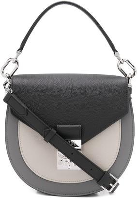 MCM Patricia colour-block shoulder bag