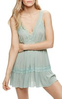 Free People Women's Look Of Love Slipdress