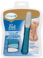 Amope; Pedi Perfect; Electronic Nail Care System-File, Buff and Shine Nails