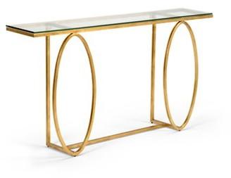 Chelsea House Ellipse Console Table