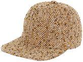 Superduper Herringbone Wool Hat