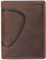 Strellson Sportswear Baker Street Wallet Dark Brown