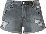 RtA denim shorts - women - Cotton/Spandex/Elastane - 26