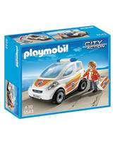 Playmobil Emergency Vehicle