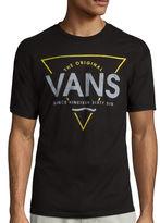 Vans Short-Sleeve Triangular Tee