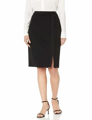 Tommy Hilfiger Women's Side Slit Pencil Skirt