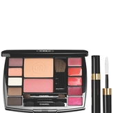 Chanel Travel Makeup Palette, Makeup Essentials With Travel Mascara