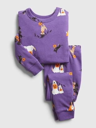 Gap babyGap Halloween Long Sleeve PJ Set