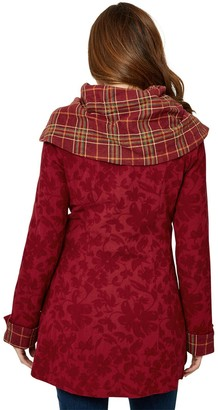 Joe Browns Quirky Hooded Jacket