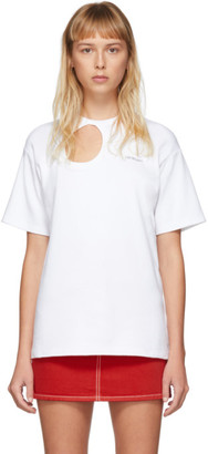 Off-White White Meteor Tomboy T-Shirt