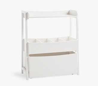 Pottery Barn Kids Angled Catch-All Bookcase