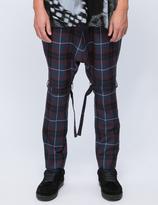 Lad Musician Check Pants