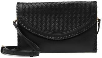 Urban Expressions Vegan Leather Crossbody Bag