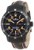 Fortis 647.28.13L.13 B-42 Black Mars 500 Titanium PVD Black Dial Automatic 44mm Mens Watch