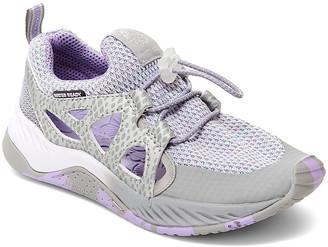 Jambu Girls' Sneakers SILVER - Silver Anthozoa Running Shoe - Girls