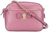 Salvatore Ferragamo Vara camera crossbody bag - women - Calf Leather - One Size