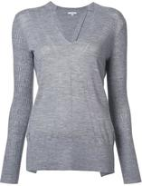 Tome open back sweater - women - Merino - XS