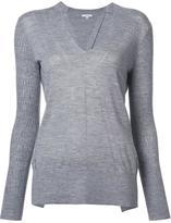 Tome open back sweater - women - Merino - XS
