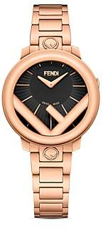 Fendi Run Away Watch, 36mm