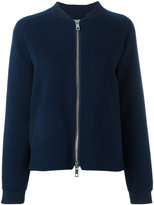 P.A.R.O.S.H. zip-up bomber jacket - women - Wool - M