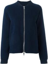 P.A.R.O.S.H. zip-up bomber jacket - women - Wool - XS