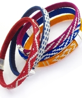 Mercedes Salazar - Small Colombia Woven Bracelet *10 Colors*