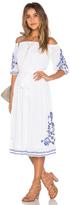 Tularosa x REVOLVE Marty Midi Dress