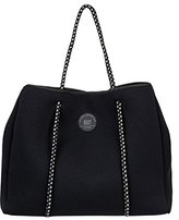 Roxy Salty Candy Neoprene Tote Beach Bag