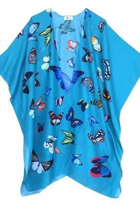 Jc Ssunny Fashion Butterfly Kimono