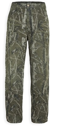 Carhartt WIP Aged Canvas Double Knee Pants