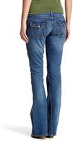 True Religion Joey Flap Low Rise Flare Jean