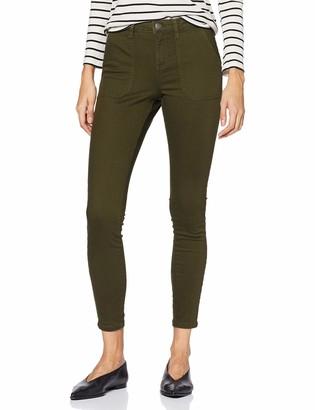 Dorothy Perkins Women's Regular Patch Pocket Utility Darcy Skinny Jeans