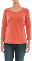 Aventura Clothing Harper Shirt - Organic Cotton, 3/4 Sleeve (For Women)