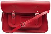 "Cambridge Silversmiths Satchel Company 14"" classic satchel"