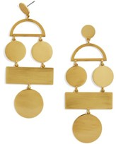 BaubleBar Women's Picasso Drop Earrings