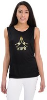 Jala Clothing Yoga Gives Back Tank In Black