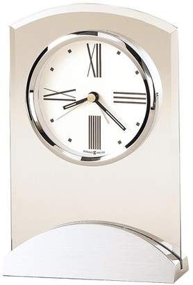 Howard Miller Tribeca Table Clock 645-397 - Contemporary & Rectangular with Quartz Movement