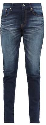 Junya Watanabe Faded Skinny Jeans - Womens - Denim