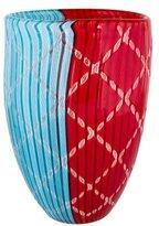 Murano Gino Cenedese Flower Vase