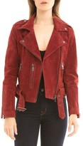 Bagatelle Women's Suede Jacket