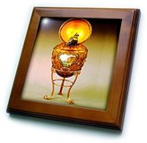 The Great 3dRose LLC ft_590_1 Faberge® Eggs - Picture Faberge® Egg Peter Framed Tiles