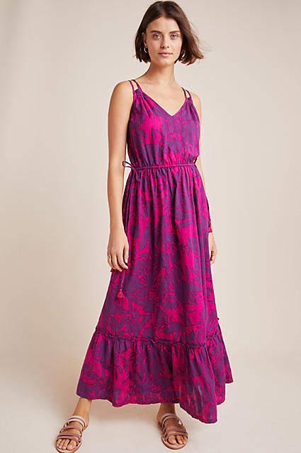 9ba033930bc Maxi Dress Anthropologie - ShopStyle