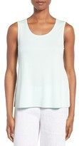 Eileen Fisher Women's Silk Jersey Tank