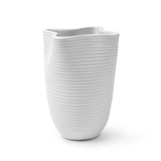 Jonathan Adler Relief Pinch Vase