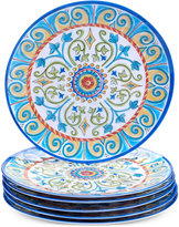 Certified International Melamine Tuscany Dinner Plate